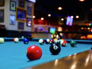 Pool table setup in Balcones Heights